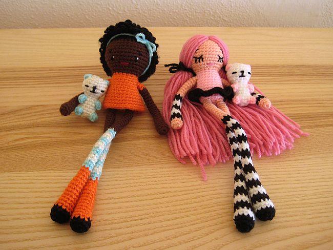 Fun Linguine Limbs Doll