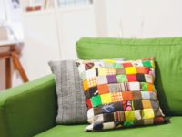 Funny Patchwork Pillow 200x150 Color, Pattern and Creativity: Stylish Patchwork Pillows