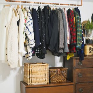 Smart DIY Tricks to Organising Your Wardrobe Space