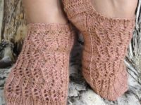 Harpa sockettes 200x150 Knitted Socks For Everyone