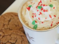Homemade gingerbread latte 200x150 Delicious Fancy Recipes For The Coffee Lover Who Needs a Change