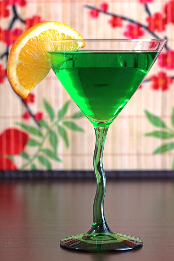 Honeydew martini