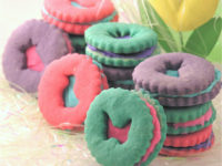 Lemon cut out cookies 200x150 Must Try: 15 Adorable Easter Cookie Decorating Ideas
