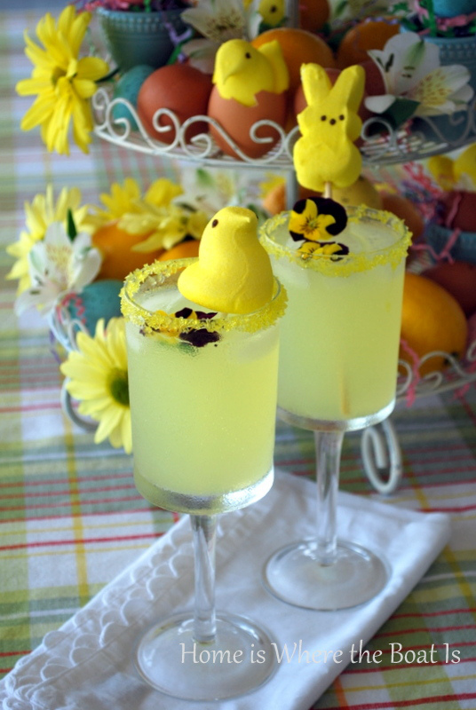 Lemon peep-tinis