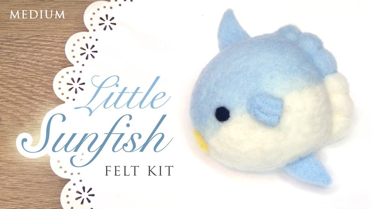 Little felted sunfish