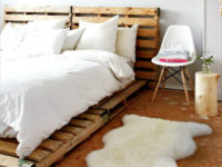 Pallet Bed 200x150 Make Your Own Industrial Beds to Revamp Your Bedroom