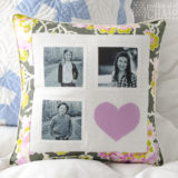 Color, Pattern and Creativity: Stylish Patchwork Pillows