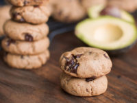Peanut butter chocolate chip avocado cookies 200x150 Vegan Cookie Recipes Everyone Will Love
