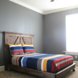 Make Your Own Industrial Beds to Revamp Your Bedroom