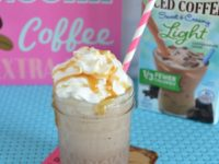 Skinny slated caramel mocha frappe 200x150 Delicious Fancy Recipes For The Coffee Lover Who Needs a Change