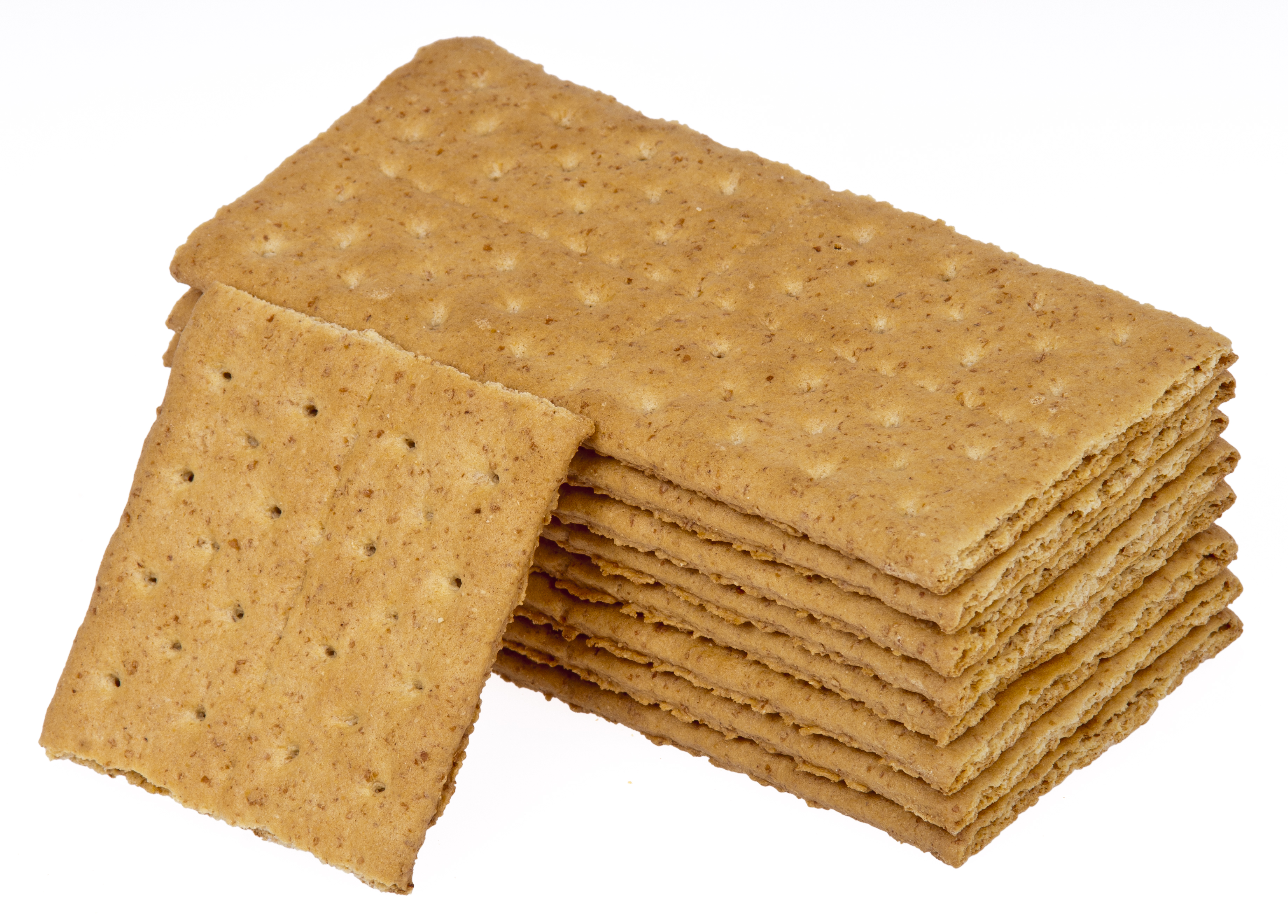 Graham crackers for making S'more Fudge Bars