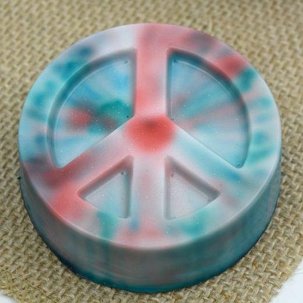Tie Dye Soap