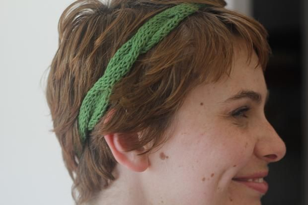 Tinfoil tiara brigade headband