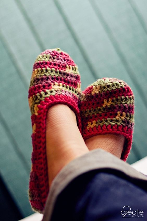 beginner slippers