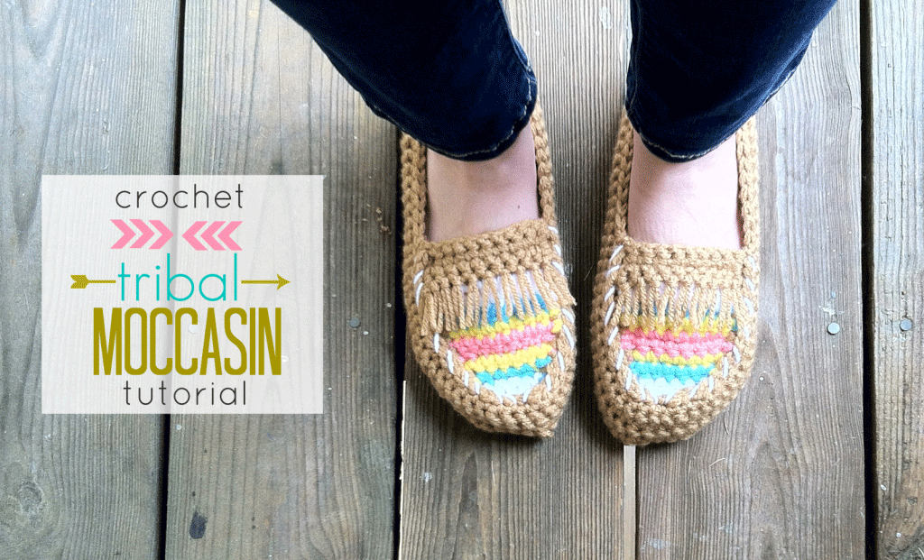 crochet-tribal-moccasin