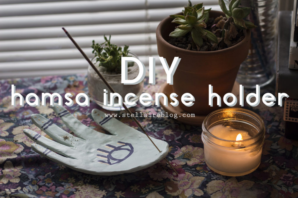Diy Incense Holders For Hippie Souls