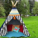 9 DIY Teepees For You And Your Kids