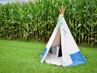 pvc 1 200x150 9 DIY Teepees For You And Your Kids