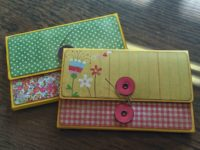 wallet scrapbook 200x150 Best Scrapbooking Ideas for Mini Albums