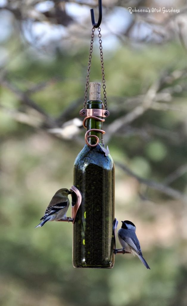 These Upcycled Diy Bird Feeders Are The Perfect Addition