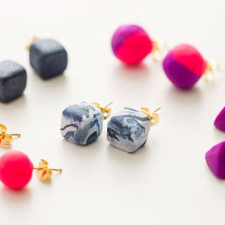 Understated Elegance: 15 Cute DIY Stud Earrings!