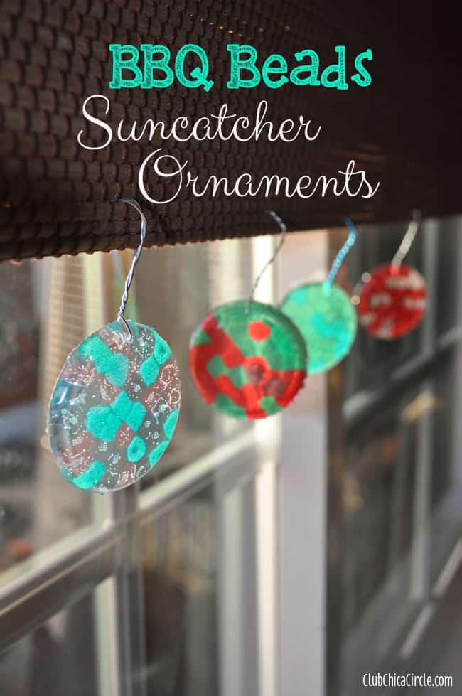 BBQ bead suncatchers
