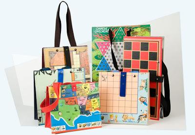 Board game bags