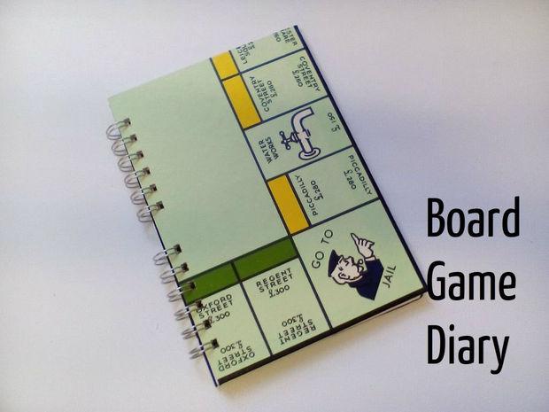 Board game diary