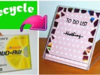 CD box dry erase to do list 200x150 DIY To Do Lists That Will Totally Motivate You