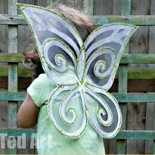 Magic in the Air: Fairy Themed Crafts for Little Girls