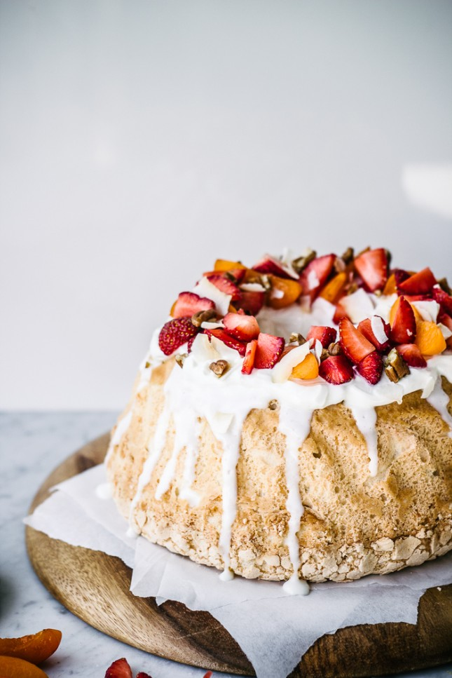 Easy Gluten Free Toppings For Angel Food Cake