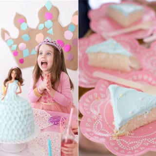 Novelty Finger Foods for a Princess Themed Birthday