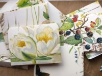 Gardening book envelopes 200x150 Creative Crafts to Make with Envelopes