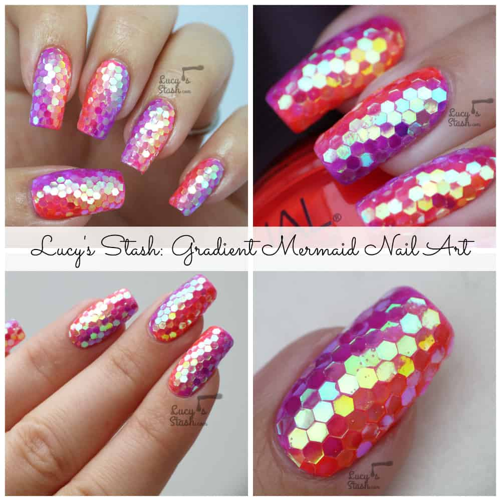 Fun Manicures That Will Make You Sparkle