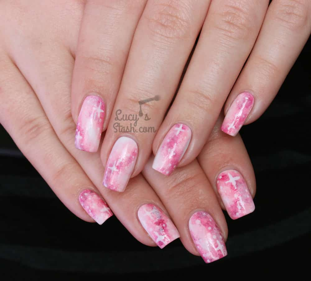 Pretty and Chic: 15 Manicures that Embrace Pink Panache