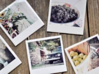 Polaroid coasters 200x150 Click Away: 15 Awesome Crafts For Polaroid Enthusiasts!