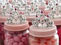 Princess treasure candy jars 200x150 Novelty Finger Foods for a Princess Themed Birthday