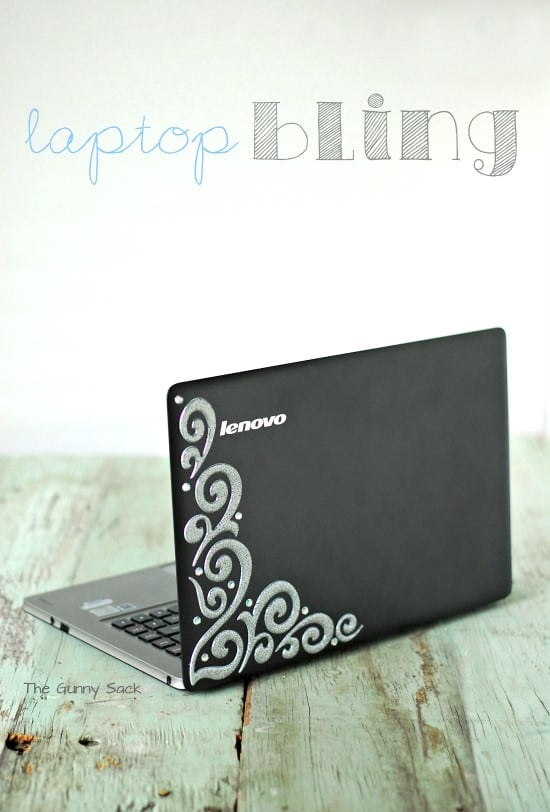 Rhinetoned laptop