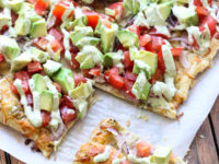 Skinny avocado pizza 200x150 Delicious, Unconventional Avocado Recipes