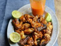 Sticky lime and maple grilled wings 200x150 Chicken Wing Flavours for Every Summer BBQ
