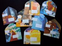Story book picture envelopes 200x150 Creative Crafts to Make with Envelopes
