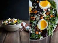 Sweet potatoe and quina salad with soft boiled eggs 200x150 15 Delicious Quinoa Recipes You Won't Be Able to Resist!