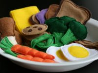 assorted food 200x150 Use These Free Felt Food Patterns to Make Great Handmade Gifts for a Child