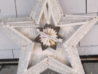 book page star 200x150 Upcycle Your Favorite Books with These Clever DIY Projects