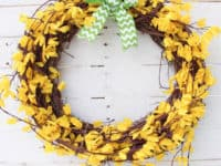 yellow 200x150 9 DIY Floral Wreaths To Fall In Love With