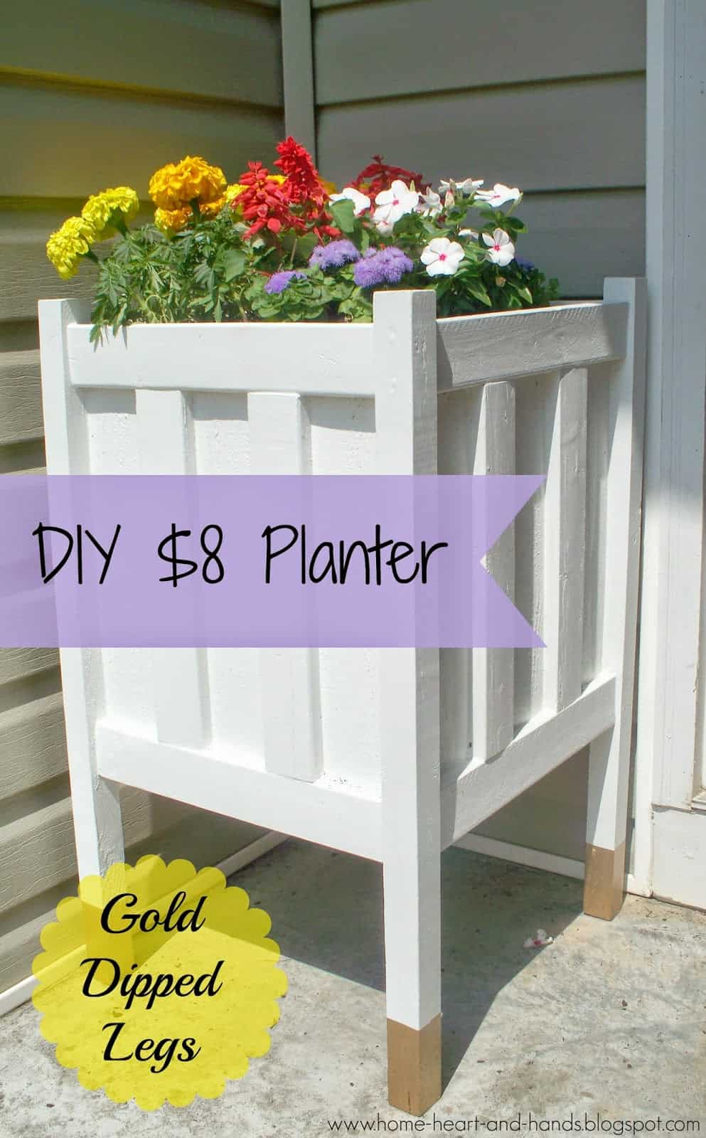 $8 planter