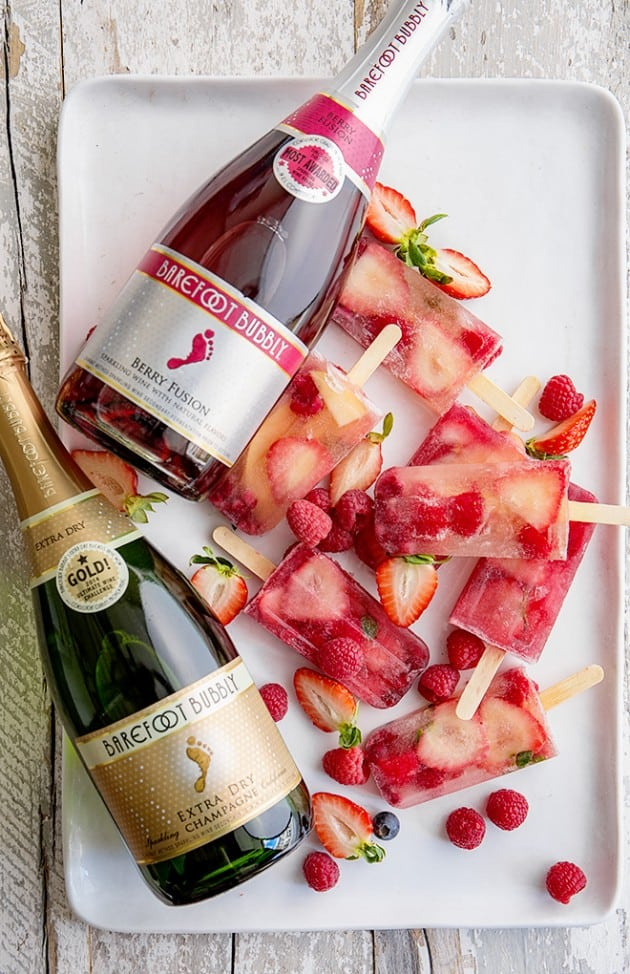 Champagne Pops