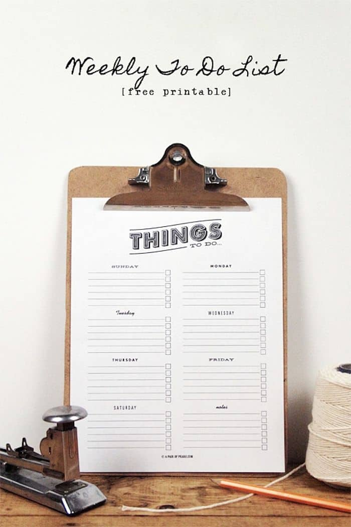 diy to do lists that will totally motivate you