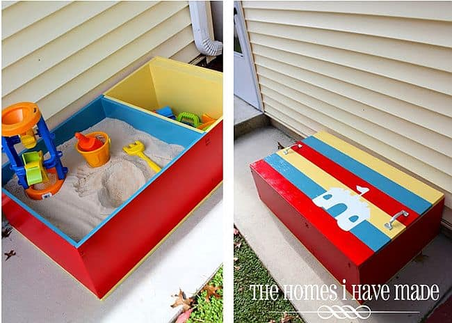 Color Block Sandbox