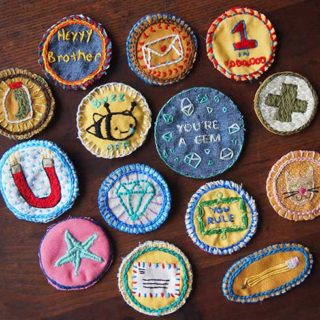 15 DIY Patches and Patched Clothing Looks